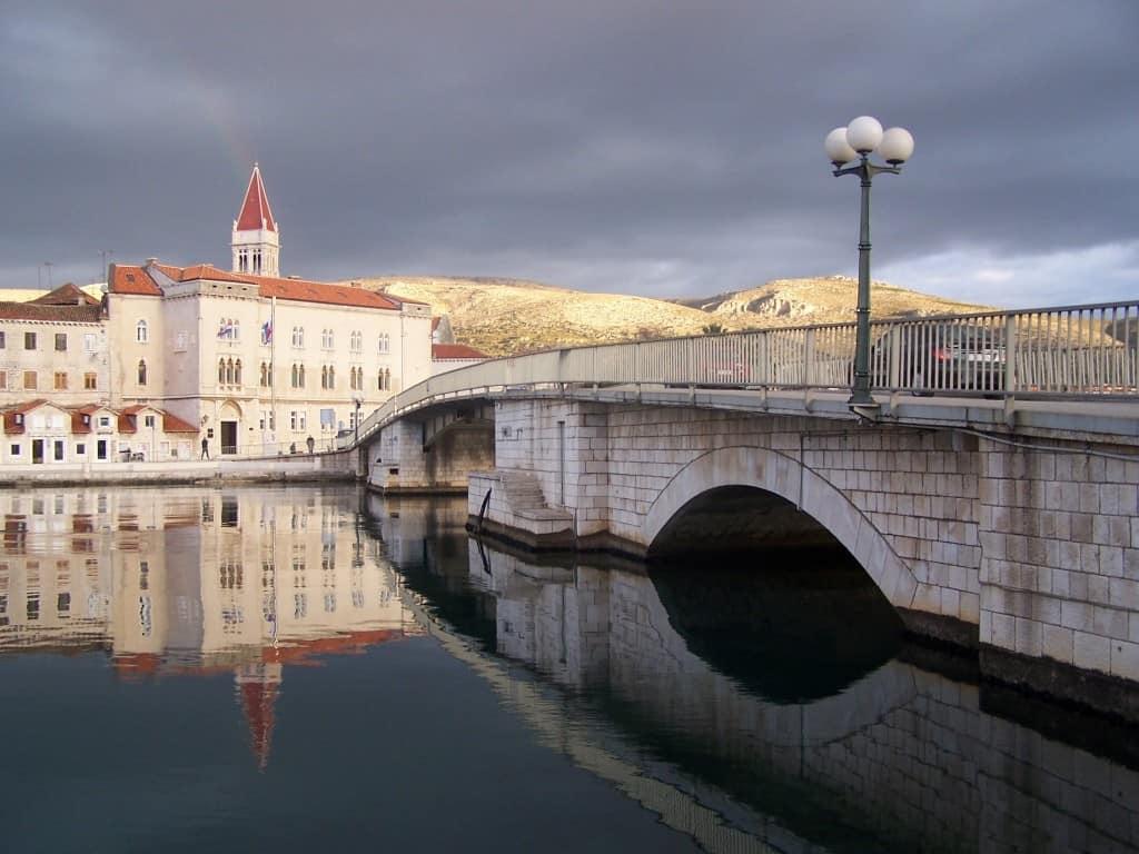 העיירה Trogir