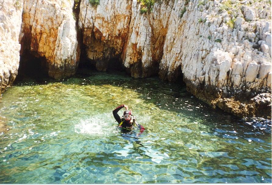 צלילה בקורנאטי