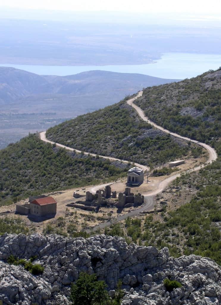 מסלולים בהרי הוולביט
