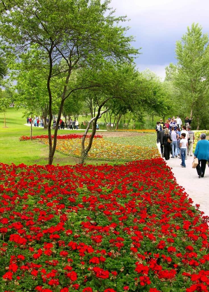 פארק בונדק בזגרב